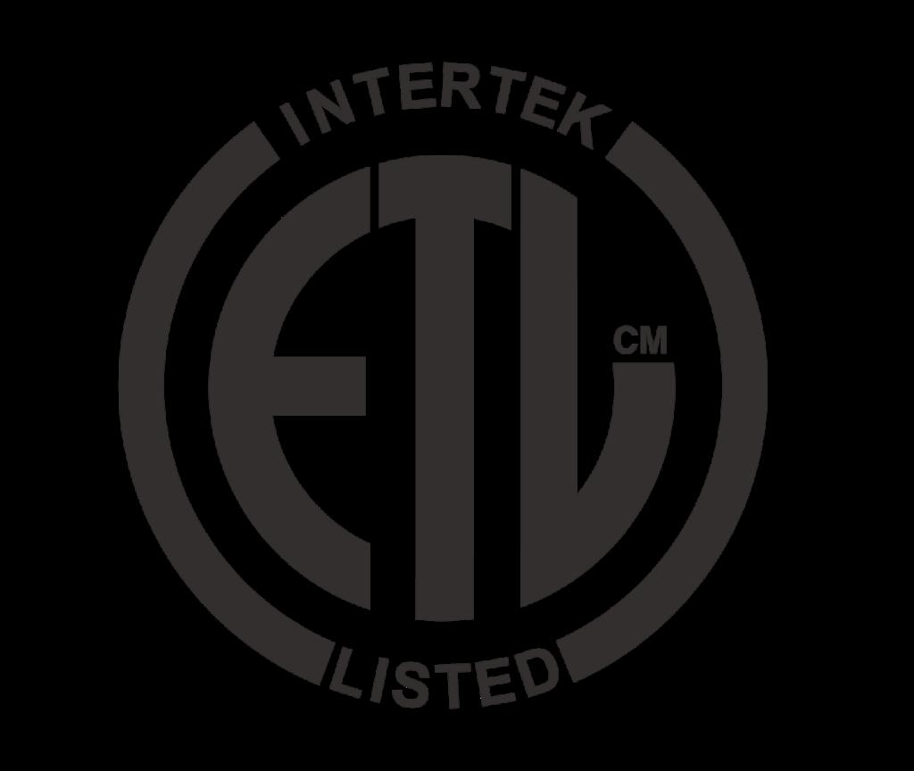 ETL listed mark