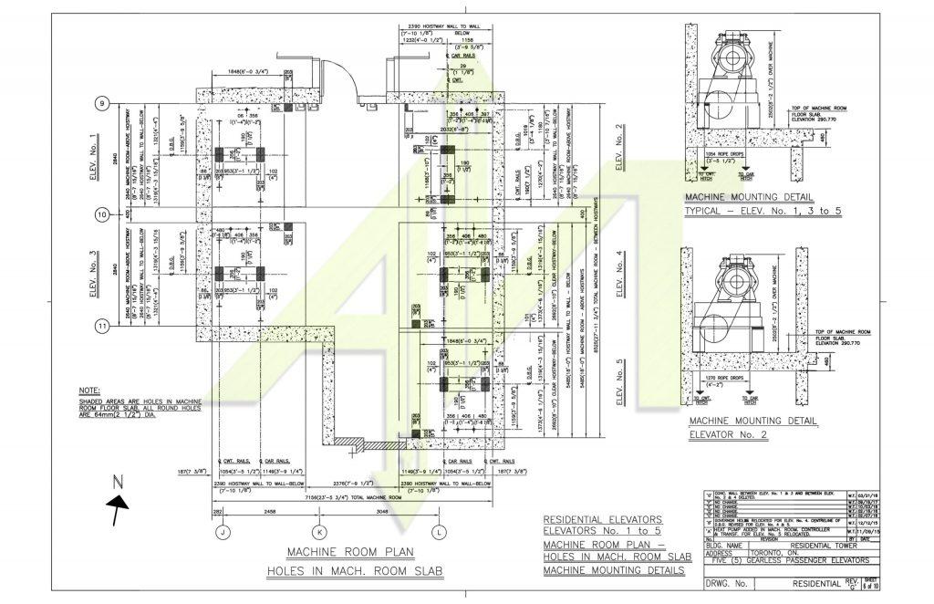 gearless elevator supplier