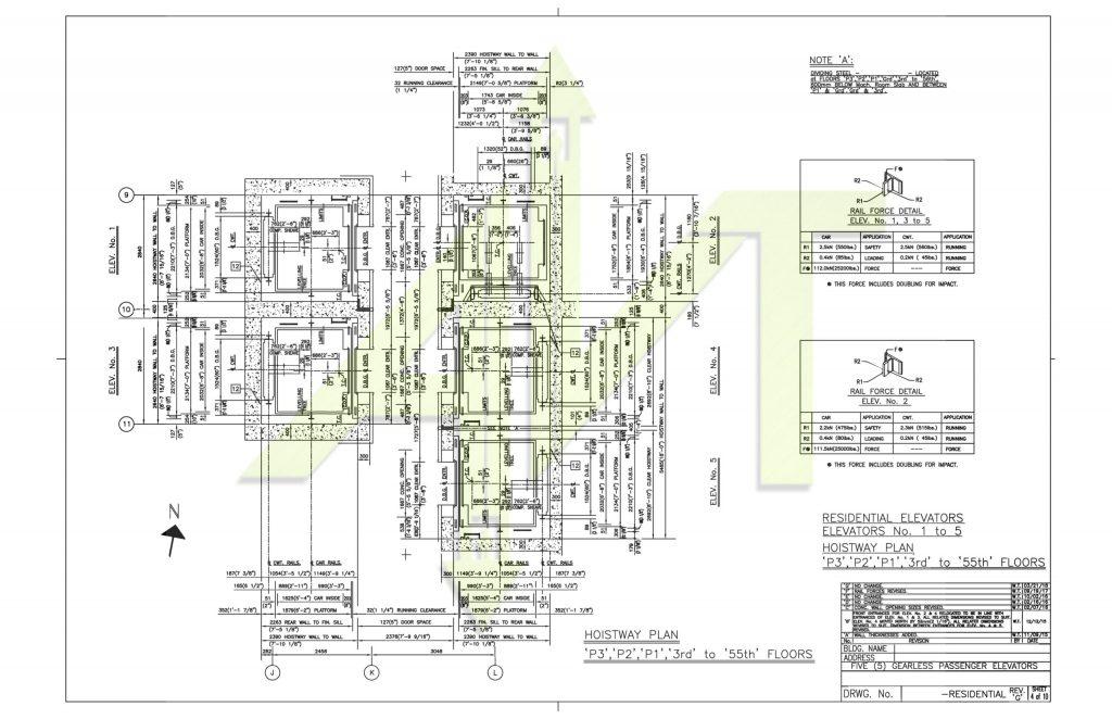 elevator manufacturer and supplier gearless