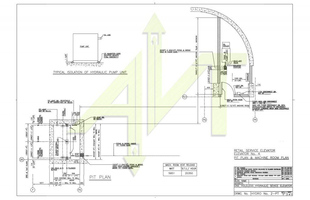 hydraulic elevator component supplier