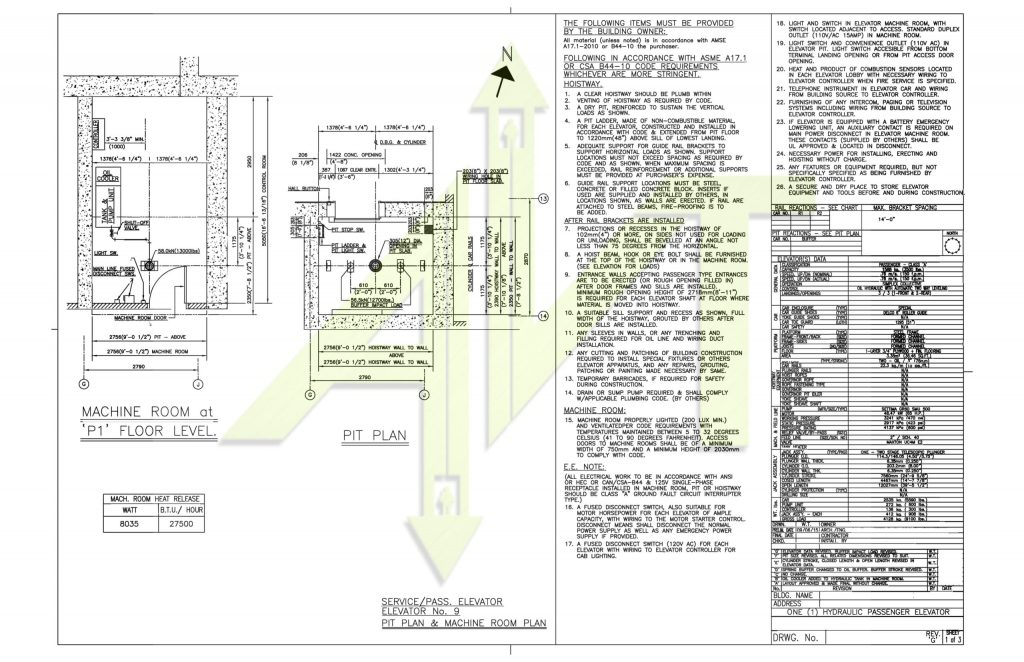 hydraulic elevator manufacturer and supplier in Toronto