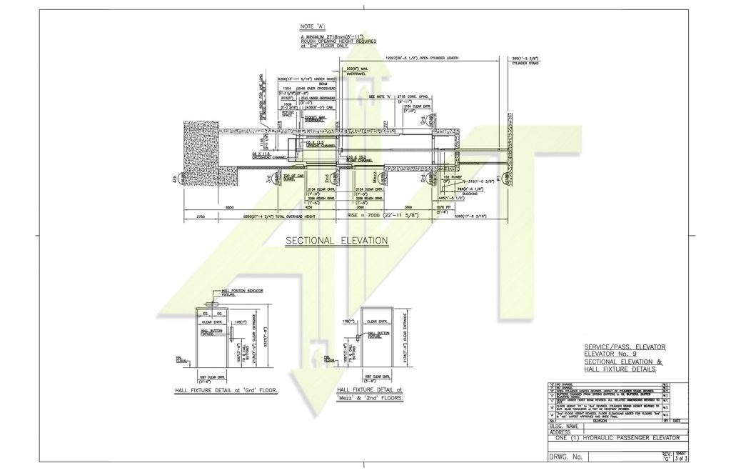 hydraulic elevator manufacturing and supply